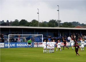 Farsley Celtic V Bradford City