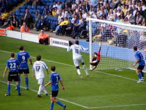 Leeds Utd fourth goal