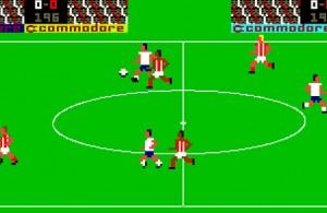 Bolton v Stoke in C64 stylee!
