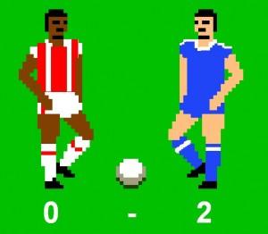 Stoke v Chesea C64 stylee