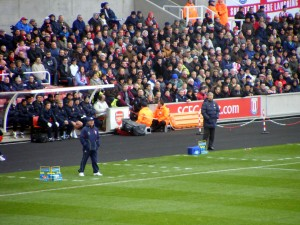 Pulis and Wenger