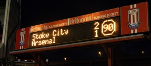 Stoke City 2  Arsenal 1 - all you need to know!