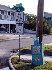 Sign overload