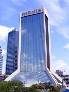 Modis building Jacksonville