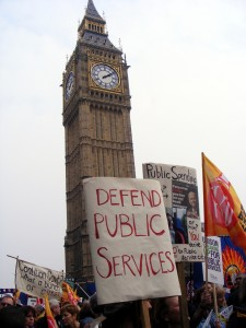 Defend Public Services