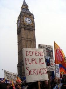 Defend Public Services
