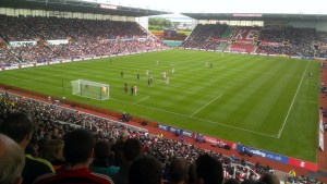 Stoke City v Crystal Palace